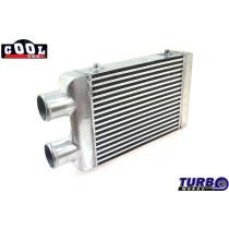 Intercooler TurboWorks 400x300x76 egyoldalas csatlakozásokkal